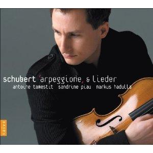 Schubert:arpeggione et lieder, par Antoine Tamestit ...
