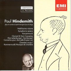 Composers in person: Hindemith
